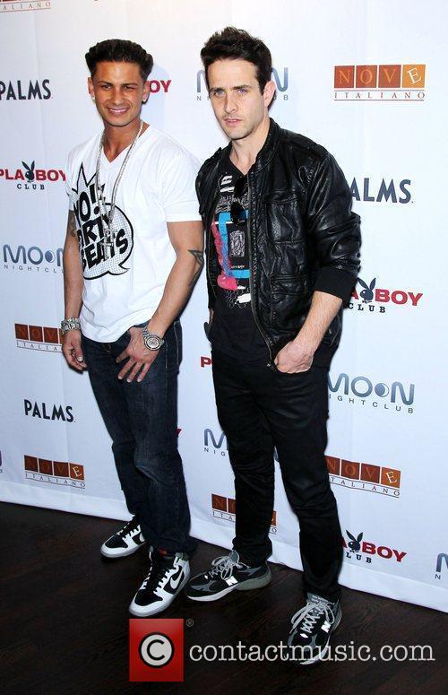 Paul Delvecchio, Joey McIntyre, Las Vegas, Palms Hotel