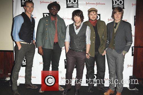 Band, Plain White T's at the 2011 Do...