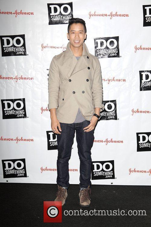 Jared Eng at the 2011 Do Something Awards...