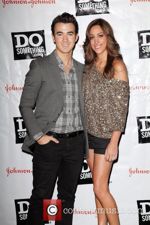 Kevin Jonas and Danielle Deleasa 3