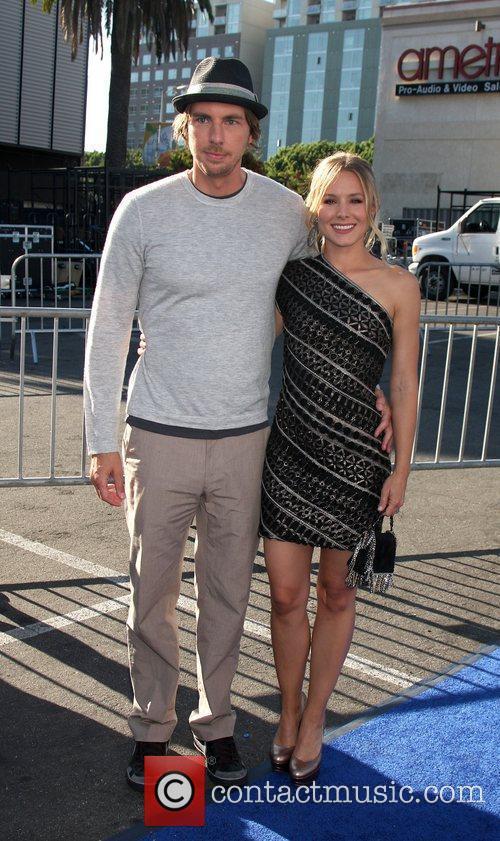 Dax Shepard and Kristen Bell 4