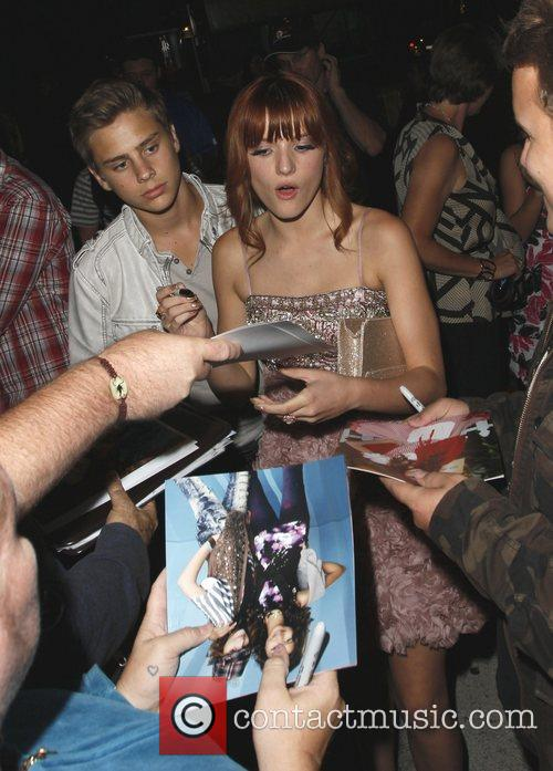Bella Thorne 2011Do Something Awards held at the...