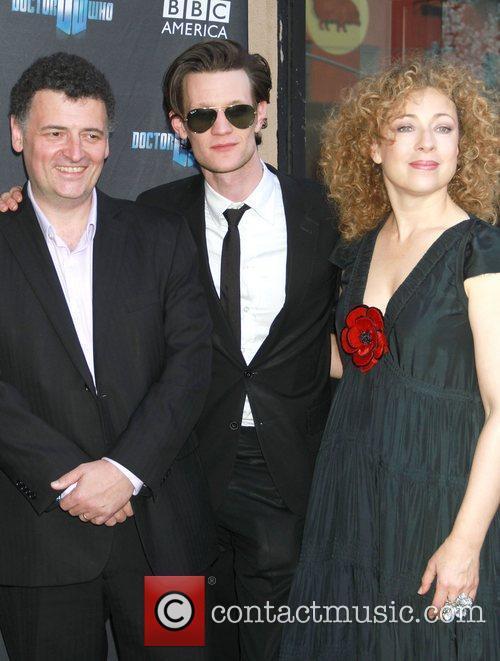 Matt Smith, Alex Kingston, Village East Cinema