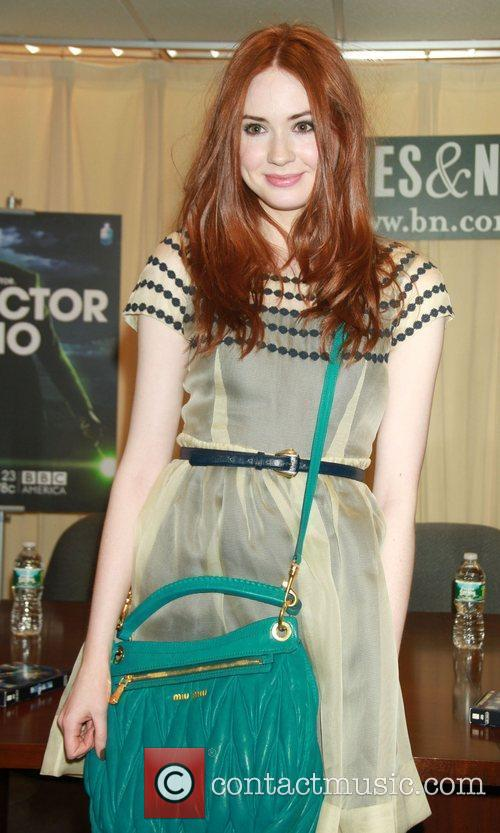 Karen Gillan 'Doctor Who: The Complete Fifth Series'...