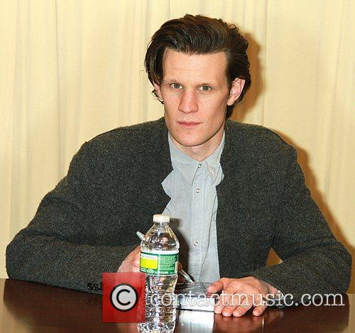 Matt Smith 'Doctor Who: The Complete Fifth Series'...