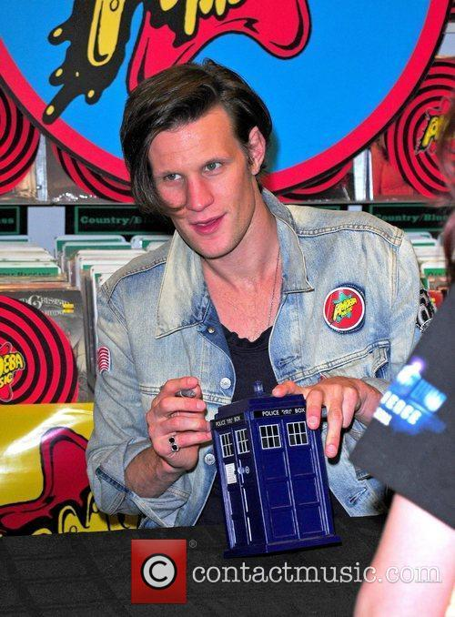 'Doctor Who: Series 6' DVD Signing at Amoeba...