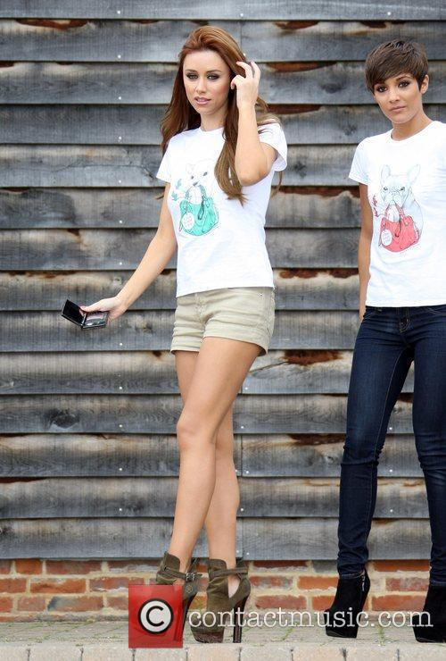 Una Healy and Frankie Sandford 5