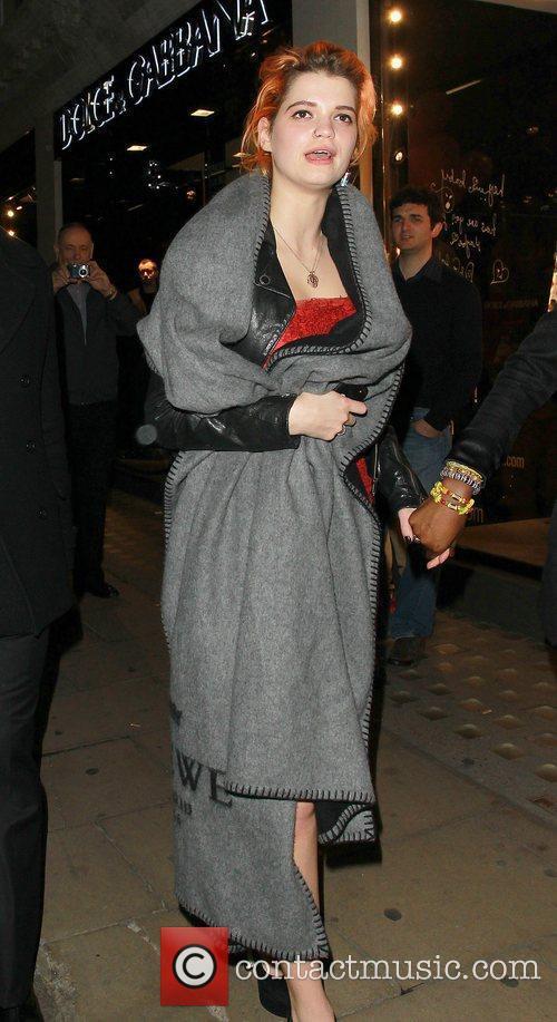 Pixie Geldof and Bond 3