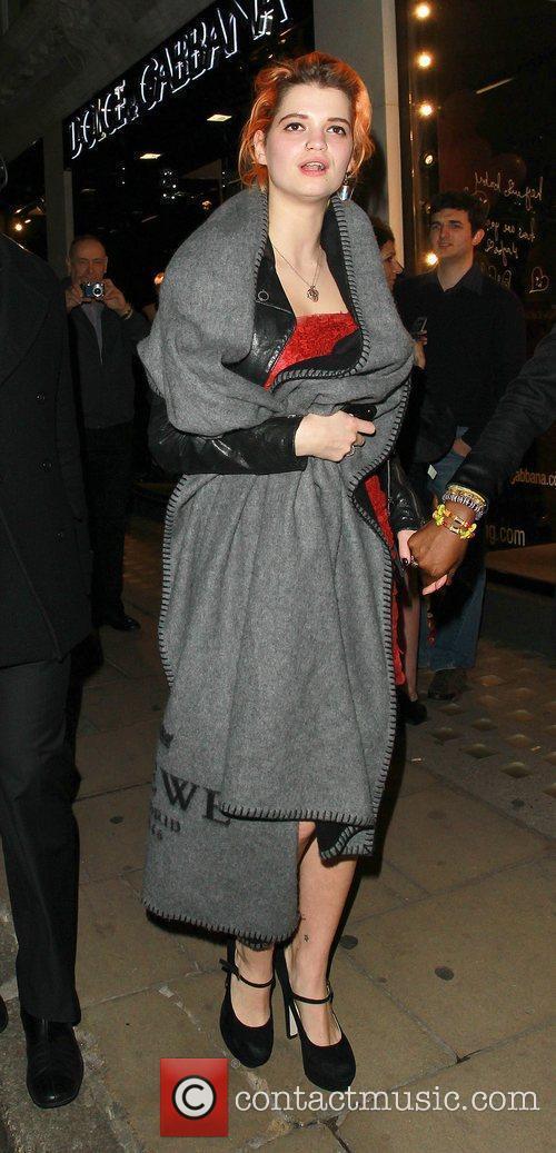 Pixie Geldof and Bond 6