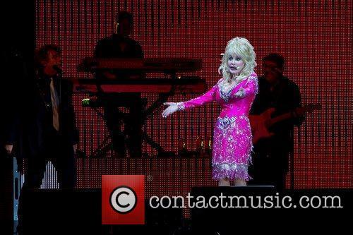 Dolly Parton performs live in Gothenburg  Sweden