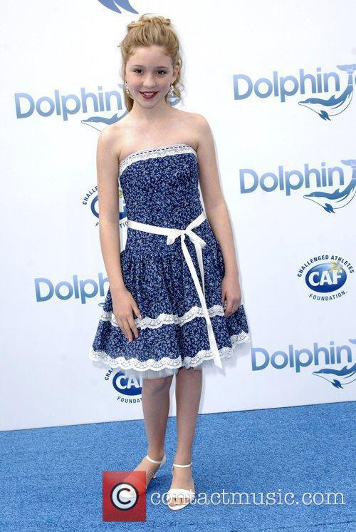 The Los Angeles premiere of 'Dolphin Tale' at...