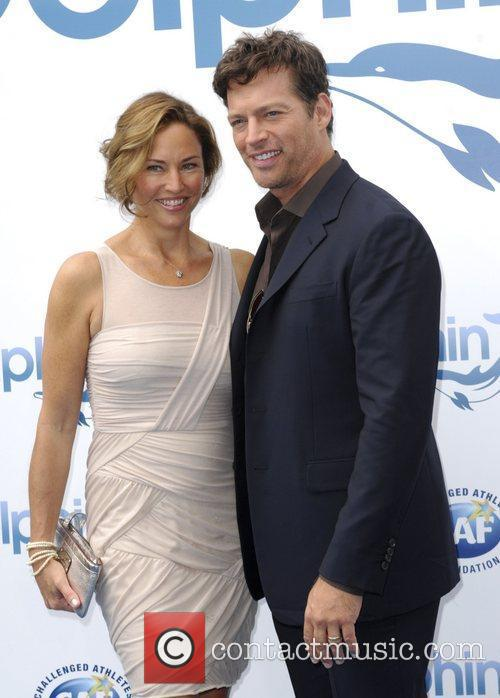 Harry Connick Jr. and Jill Goodacre 4