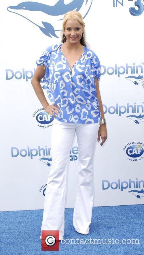 Kristen Renton The Los Angeles premiere of 'Dolphin...