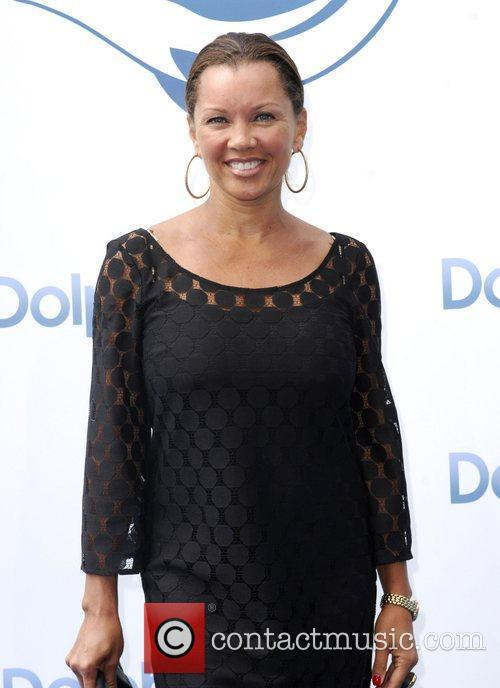 Vanessa Williams The Los Angeles premiere of 'Dolphin...