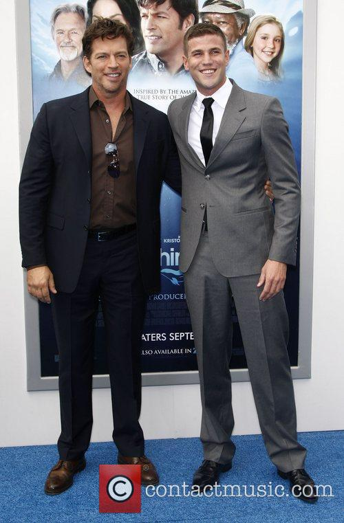 Harry Connick and Jr; Austin Stowell The Los...