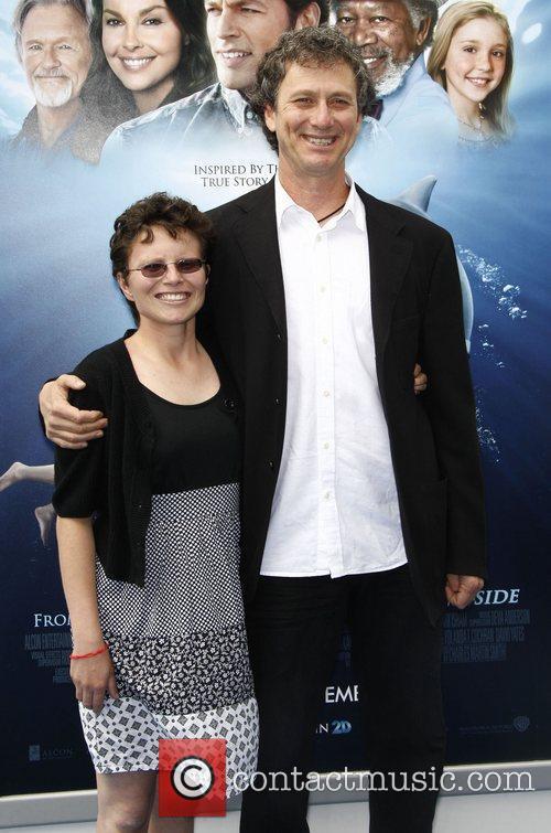 Robert Engelman The Los Angeles premiere of 'Dolphin...