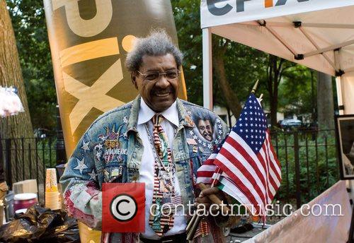 Don King EPIX Movie Free-For-All Screening of Raging...