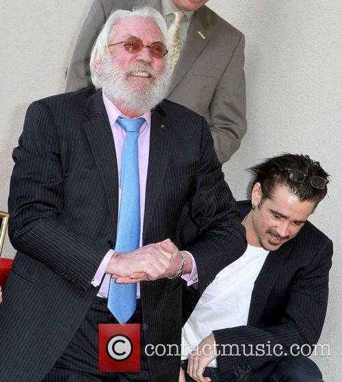 Donald Sutherland and Colin Farrell 11