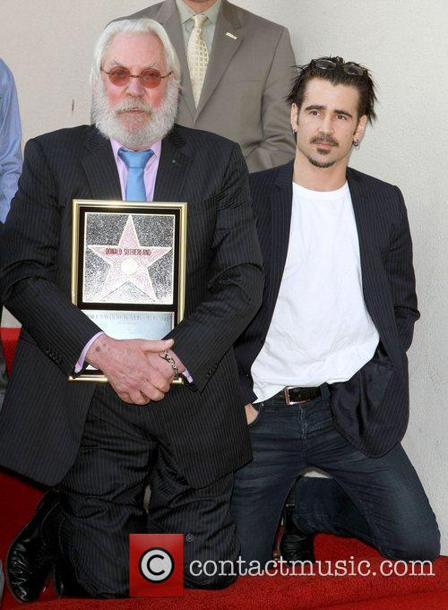 Donald Sutherland and Colin Farrell 2