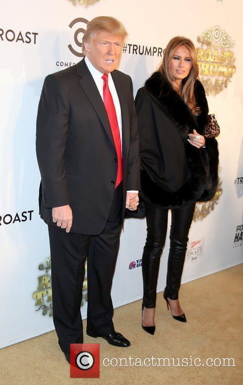 Comedy Central presents 'Roast of Donald Trump' held...