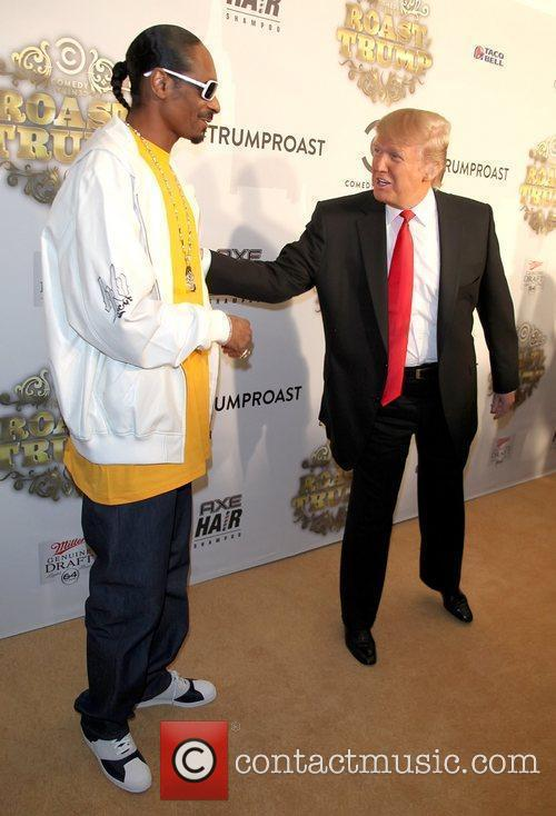 Snoop Dogg and Donald Trump 2