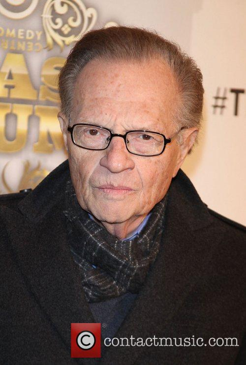 Larry King, Manhattan Center