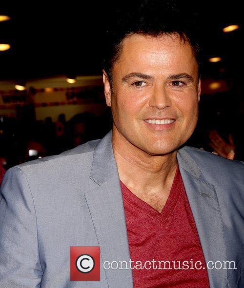 Donny Osmond  Donny Osmond and Marie Osmond...