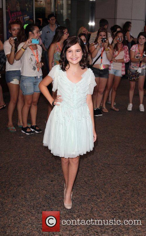 Bailee Madison  New York premiere of 'Don't...
