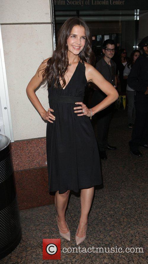 Katie Holmes  New York premiere of 'Don't...
