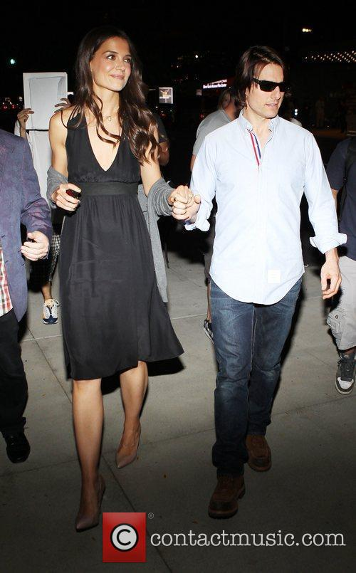Katie Holmes and Tom Cruise 'Don't Be Afraid...