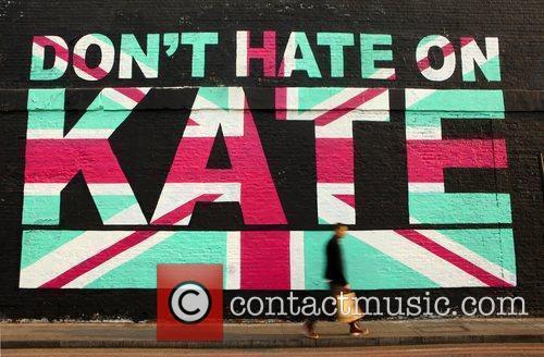 By London street artist Stika, in honour of...