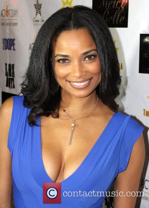 Rochelle Aytes and brian white