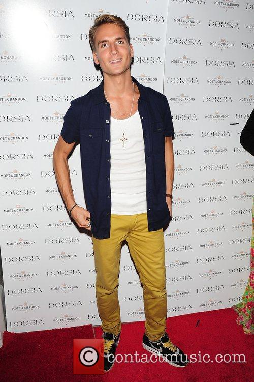 Oliver Proudlock of 'Made in Chelsea'  at...