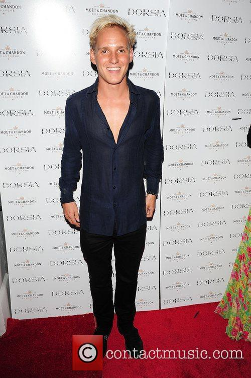 Jamie Laing of 'Made in Chelsea'  at...