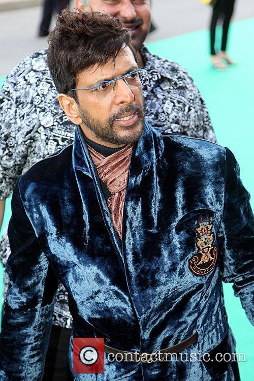 Javed Jaffrey  'Double Damhaal' premiere arrival at...