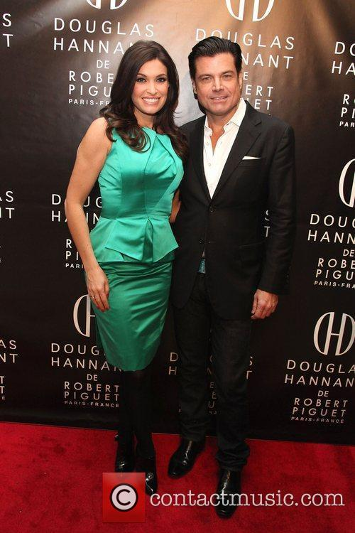 Kimberly Guilfoyle and Douglas Hannant