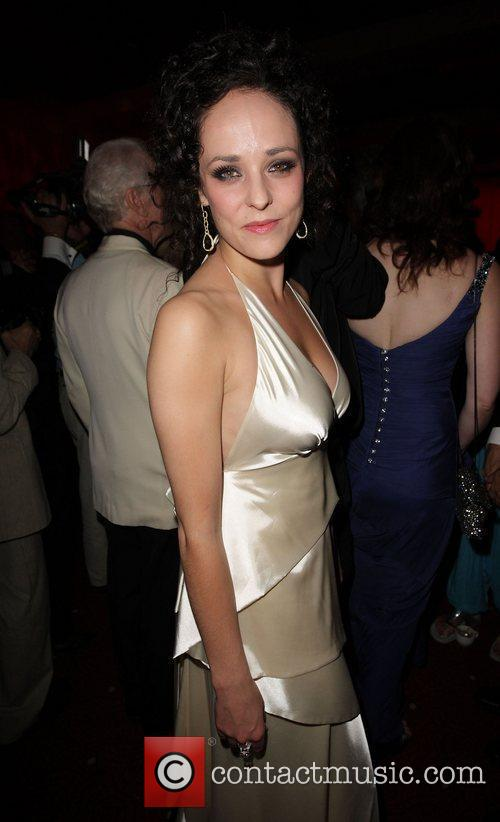 Lucy Maunder The 'Dr Zhivago' opening night VIP...