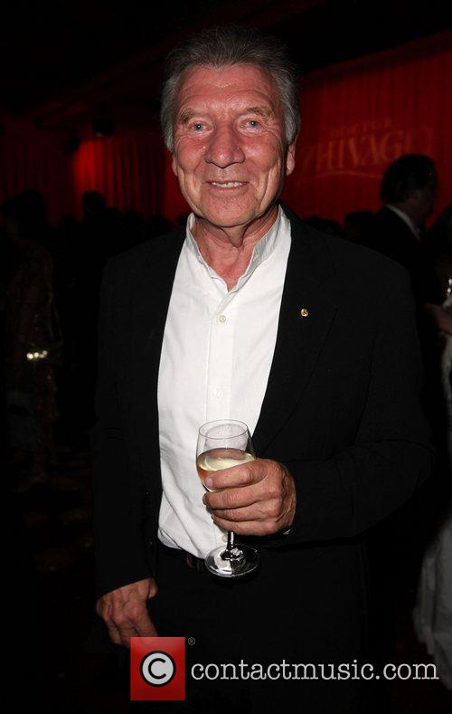 Don Spencer The 'Dr Zhivago' opening night VIP...