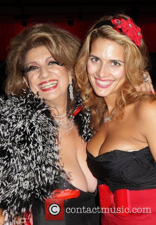 Bianca Venuti and Maria Venuti The 'Dr Zhivago'...
