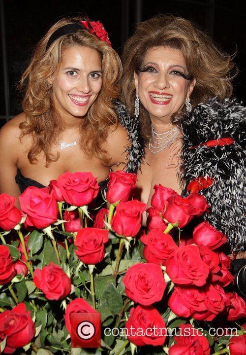 Maria Venuti and Bianca Venuti The 'Dr Zhivago'...