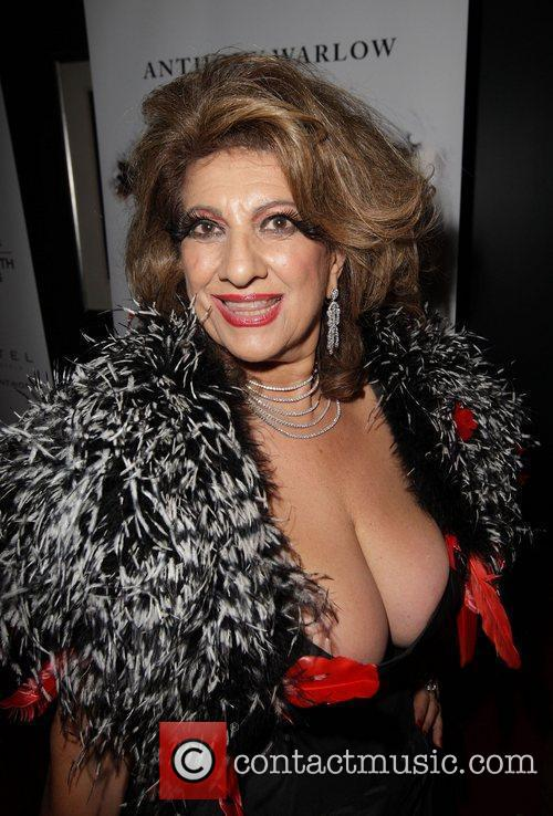 Maria Venuti and Dr Zhivago