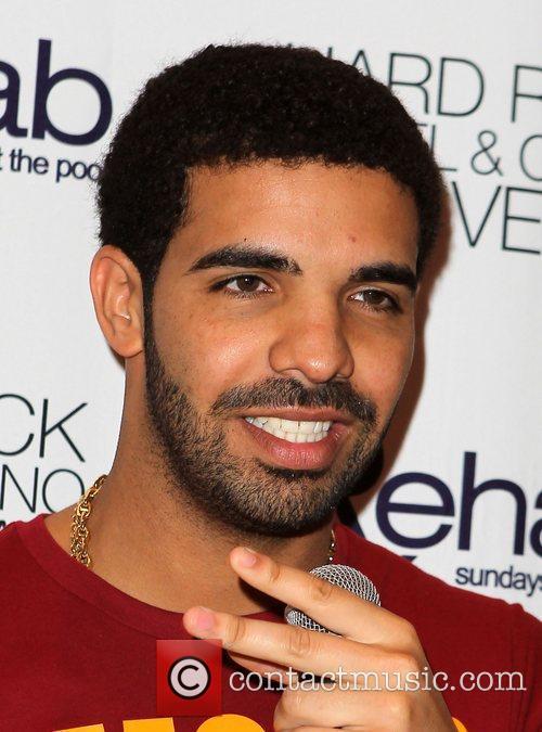 Rapper Drake hosts Rehab at Hard Rock Hotel...