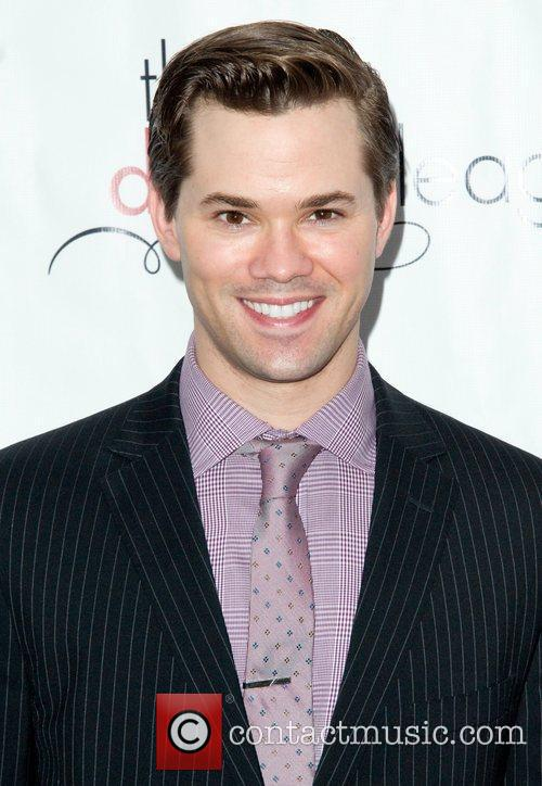 Andrew Rannells 2011 Drama League Awards ceremony and...