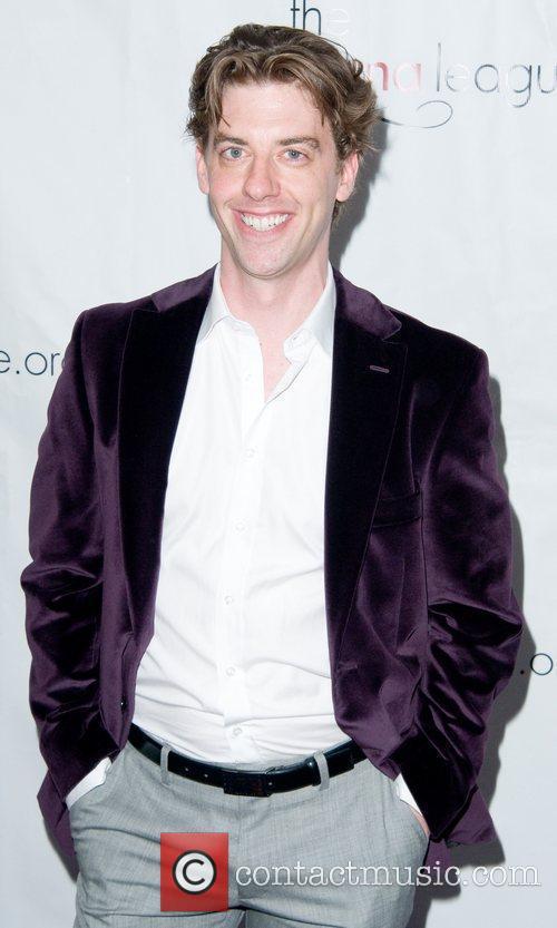 Christian Borle 2011 Drama League Awards ceremony and...