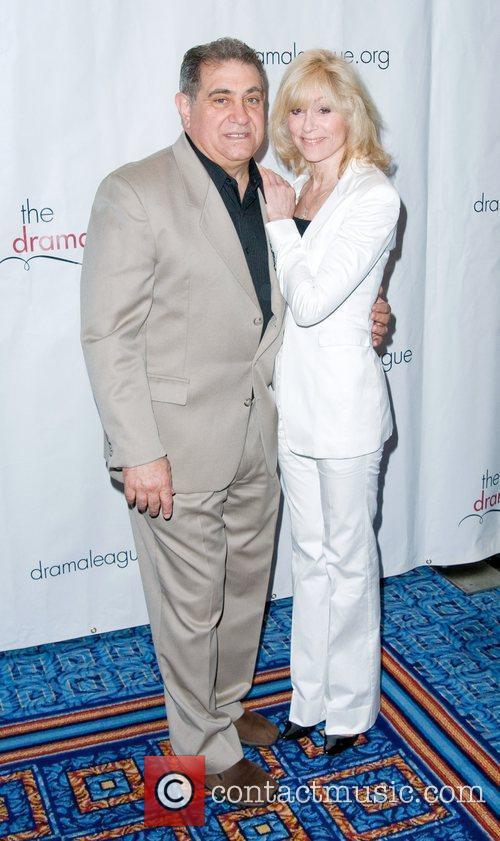 Dan Lauria and Judith Light 2011 Drama League...