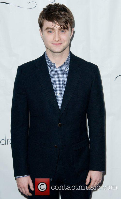 Daniel Radcliffe 2011 Drama League Awards ceremony and...