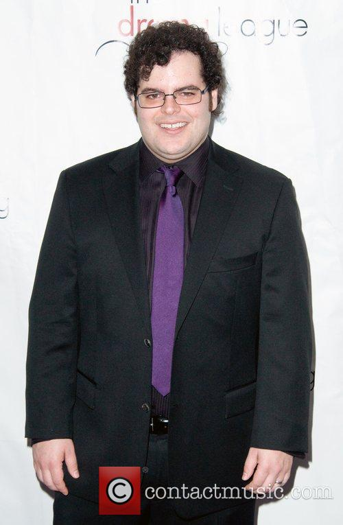Josh Gad 2011 Drama League Awards ceremony and...