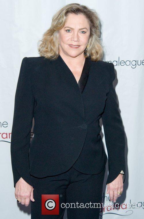 Kathleen Turner 2011 Drama League Awards ceremony and...
