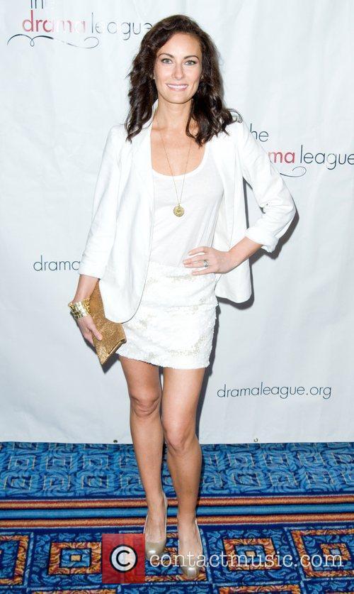 Laura Benanti 2011 Drama League Awards ceremony and...