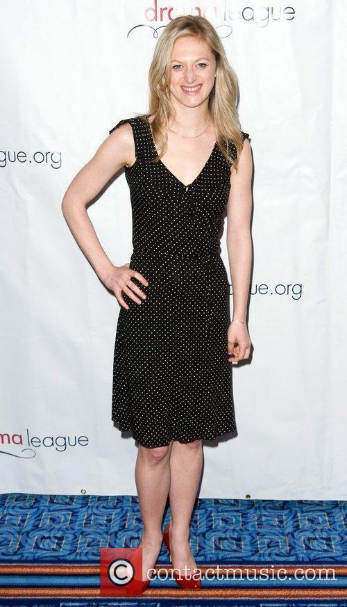 Marin Ireland 2011 Drama League Awards ceremony and...